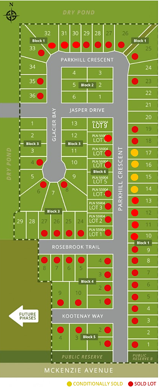 2017-10-19 - PH Lot Map